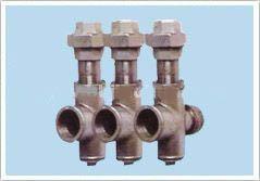 立火道煤气调节装置