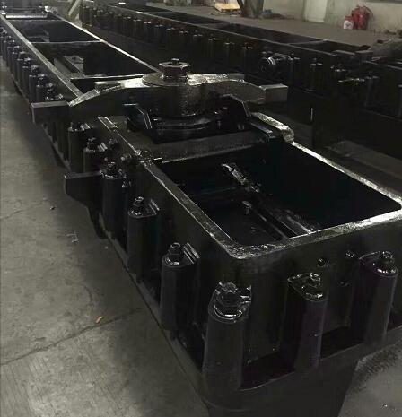6M天博国际网站蠕墨铸铁炉门 炉框