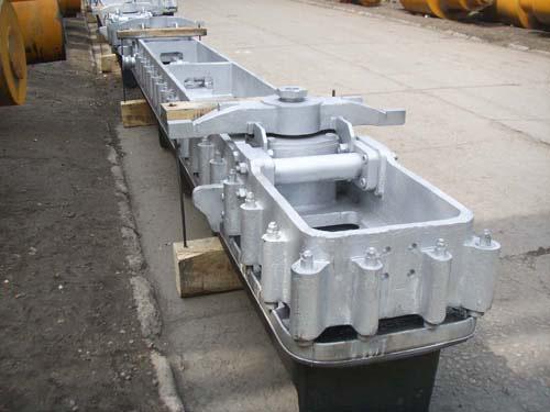 顶装煤天博国际网站机械设备的组成