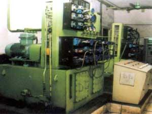 煤气交换器